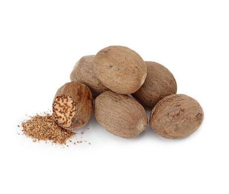 Muscade moulue bio herbes orford for Noix de muscade cuisine